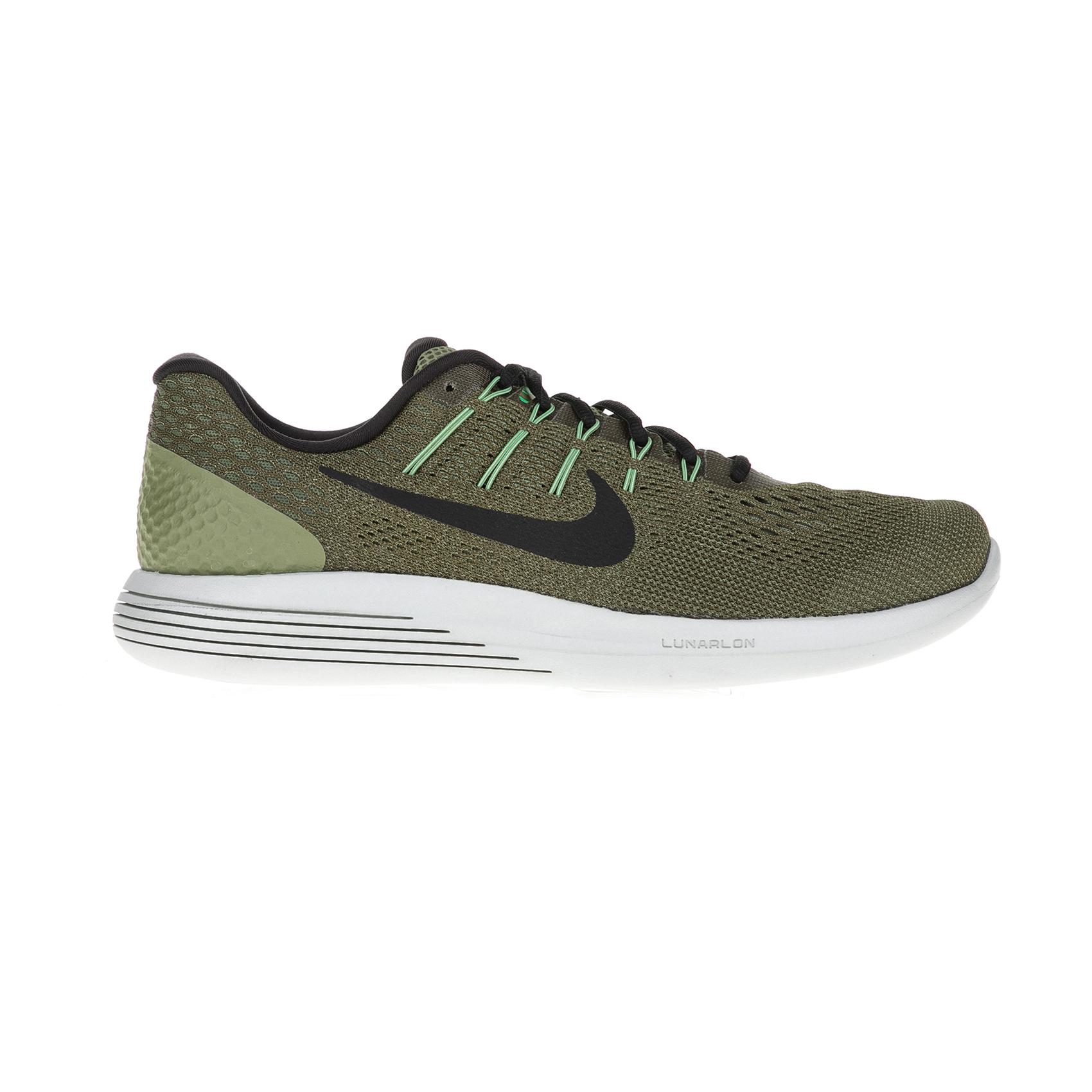 NIKE - Ανδρικά παπούτσια για τρέξιμο NIKE LUNARGLIDE 8 χακί