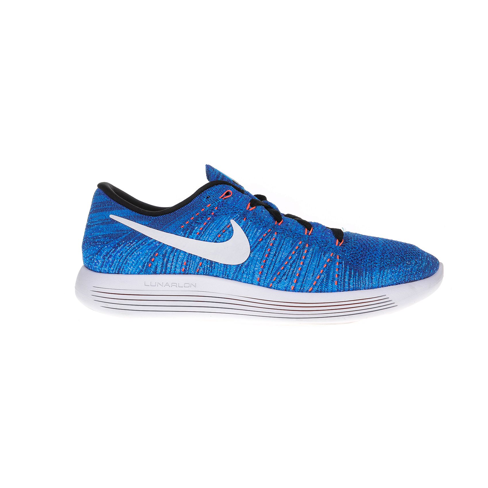 039030188a9 NIKE - Ανδρικά αθλητικά παπούτσια Nike LUNAREPIC LOW FLYKNIT μπλε