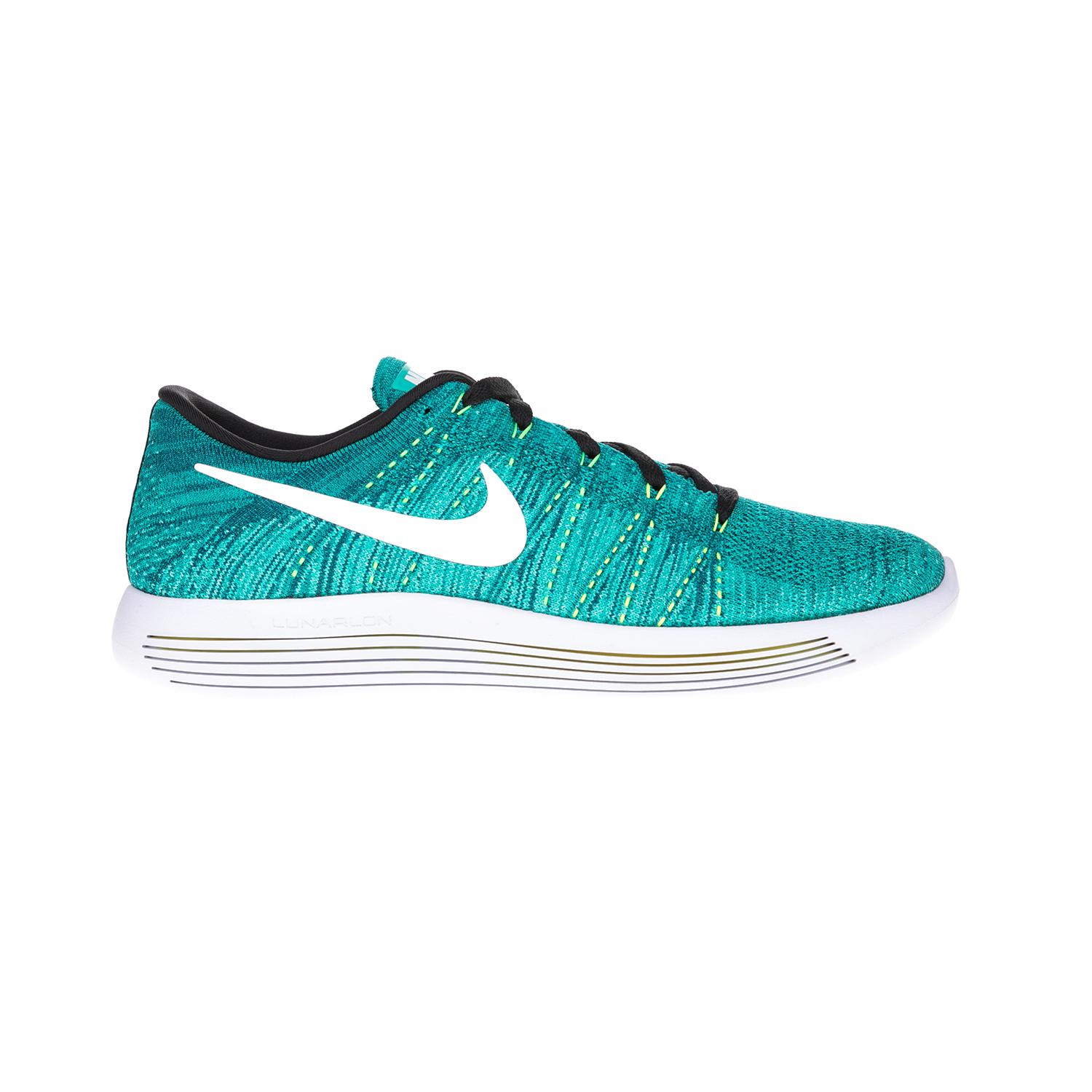 NIKE – Ανδρικά παπούτσια NIKE LUNAREPIC LOW FLYKNIT πράσινα