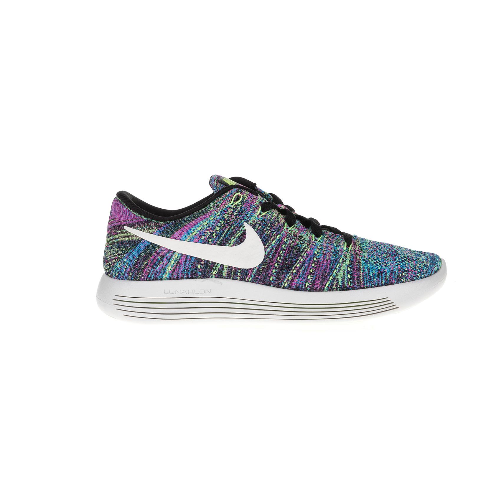 NIKE – Γυναικεία αθλητικά παπούτσια Nike LUNAREPIC LOW FLYKNIT πολύχρωμα