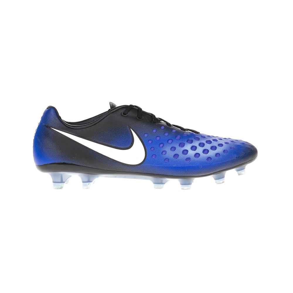 NIKE - Ανδρικά παπούτσια MAGISTA OPUS II FG μπλε-μαύρα ανδρικά παπούτσια αθλητικά football