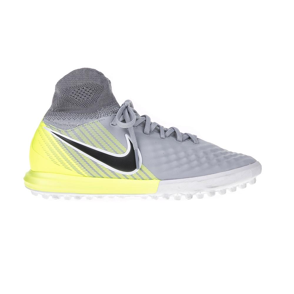 NIKE - Παιδικά παπούτσια ποδοσφαίρου JR MAGISTAX PROXIMO II DF TF γκρι
