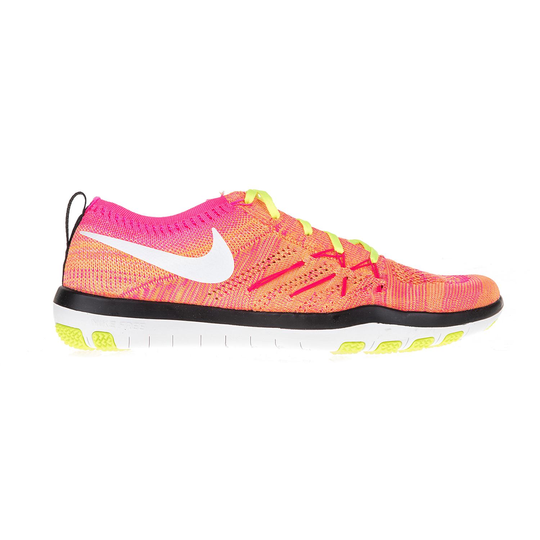 NIKE – Γυναικεία αθλητικά παπούτσια NIKE FREE TR FOCUS FK OC πορτοκαλί-ροζ