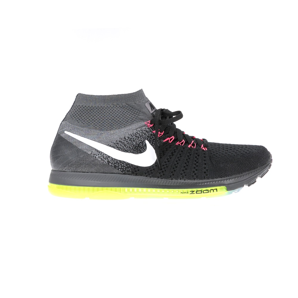 buy online 23182 9b1f4 -30% Factory Outlet NIKE – Αντρικά αθλητικά παπούτσια NIKE ZOOM ALL OUT  FLYKNIT μαύρα