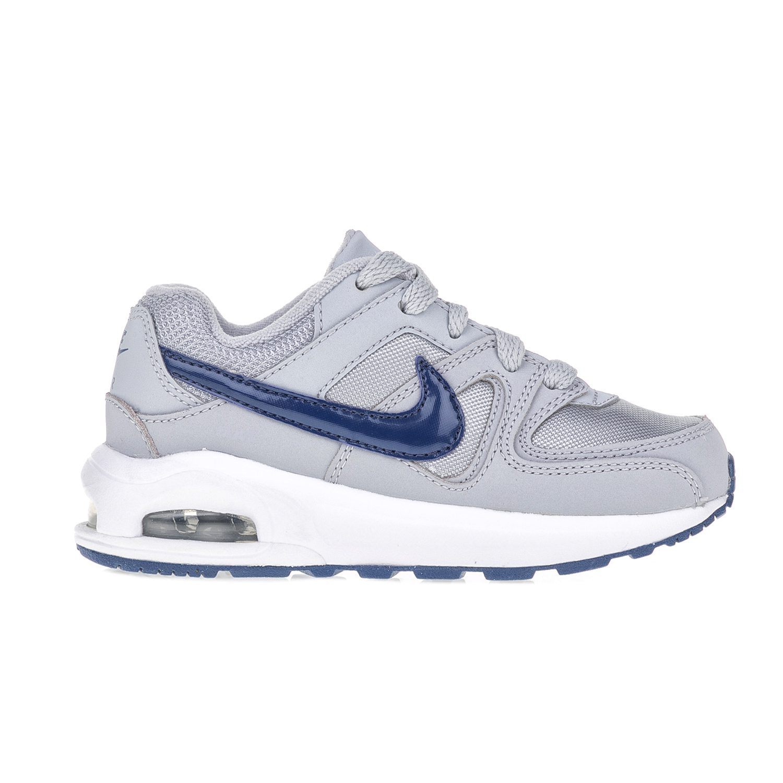 NIKE – Παιδικά αθλητικά παπούτσια NIKE AIR MAX COMMAND FLEX (PS) γκρι
