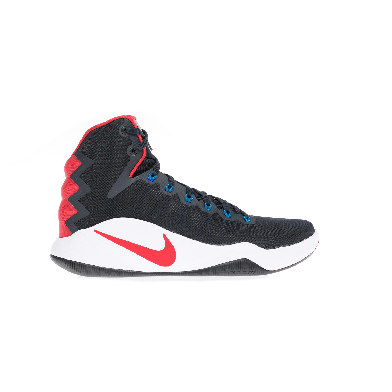 NIKE - Αντρικά παπούτσια NIKE HYPERDUNK 2016 μαύρα ανδρικά παπούτσια αθλητικά basketball
