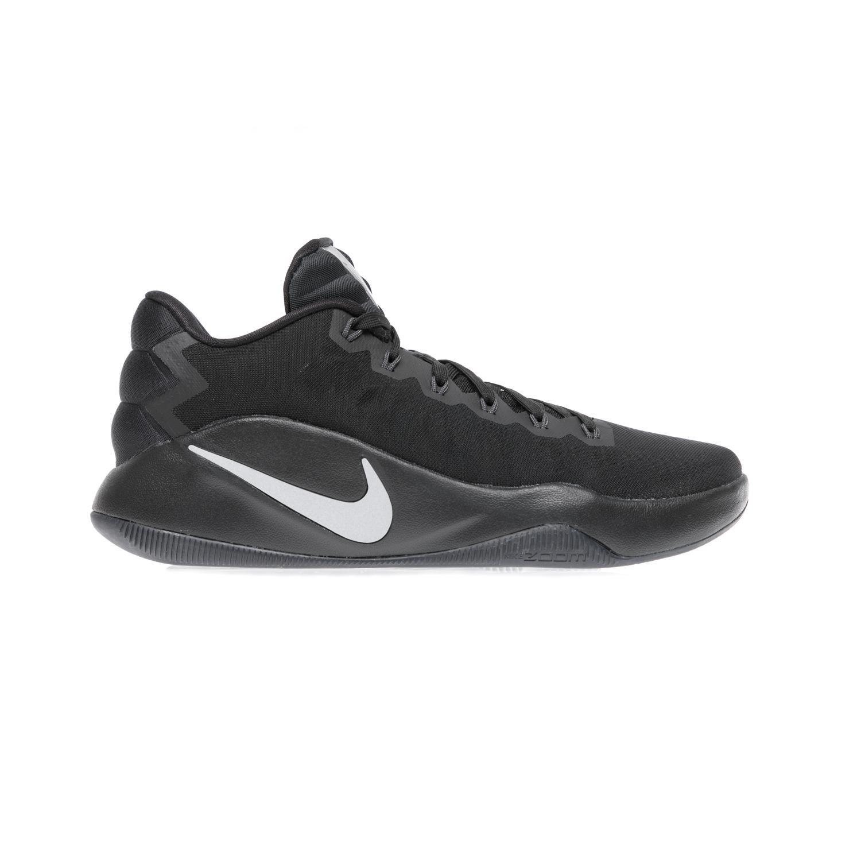 NIKE - Αντρικά παπούτσια NIKE HYPERDUNK 2016 LOW μαύρα ανδρικά παπούτσια αθλητικά basketball