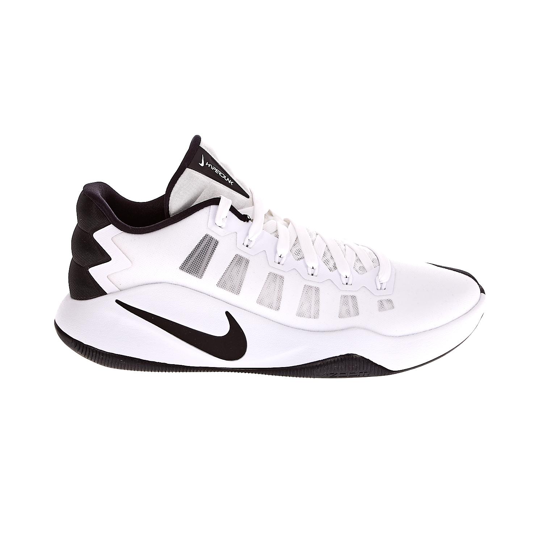 NIKE - Αντρικά παπούτσια μπάσκετ NIKE HYPERDUNK 2016 LOW λευκά ανδρικά παπούτσια αθλητικά basketball