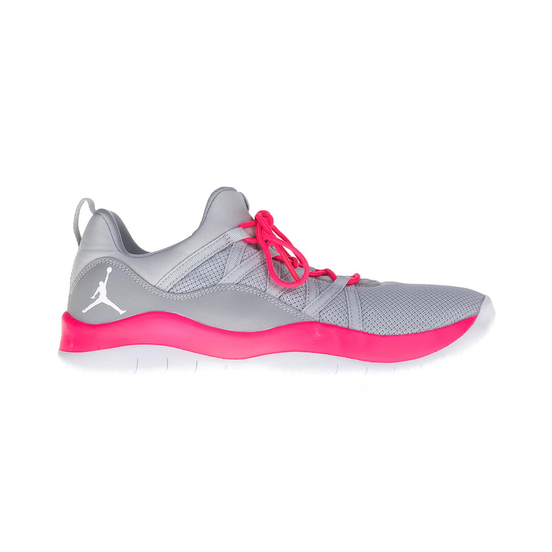 NIKE – Αθλητικά παπούτσια JORDAN DECA FLY GG ΝΙΚΕ ροζ-γκρι
