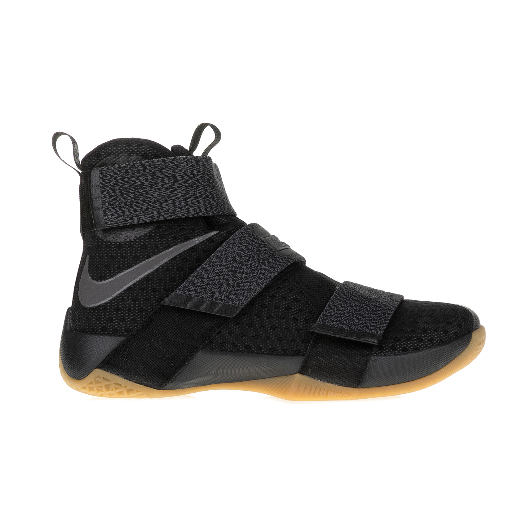 NIKE – Ανδρικά παπούτσια μπάσκετ Nike LEBRON SOLDIER 10 SFG μαύρα