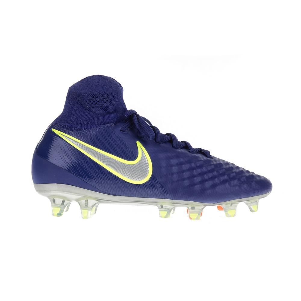 NIKE – Unisex παιδικά παπούτσια ποδοσφαίρου Nike JR MAGISTA OBRA II FG μπλε