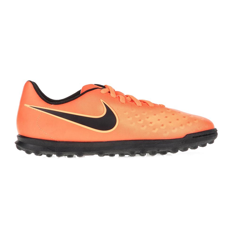 NIKE - Παιδικά παπούτσια ποδοσφαίρου JR MAGISTAX OLA II TF πορτοκαλί