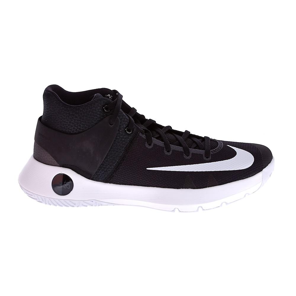 NIKE - Αντρικά αθλητικά παπούτσια μπάσκετ ΝΙΚΕ KD TREY 5 IV μαύρα ανδρικά παπούτσια αθλητικά basketball