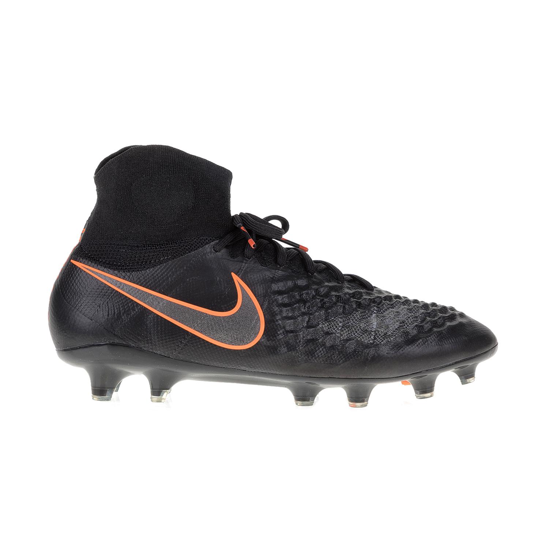 NIKE - Ανδρικά ποδοσφαιρικά παπούτσια ΝΙΚΕ MAGISTA OBRA II FG μαύρα ανδρικά παπούτσια αθλητικά football