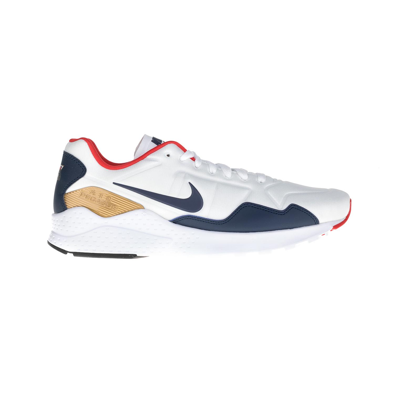 NIKE – Ανδρικά παπούτσια NIKE AIR ZOOM PEGASUS 92 λευκά-μπλε