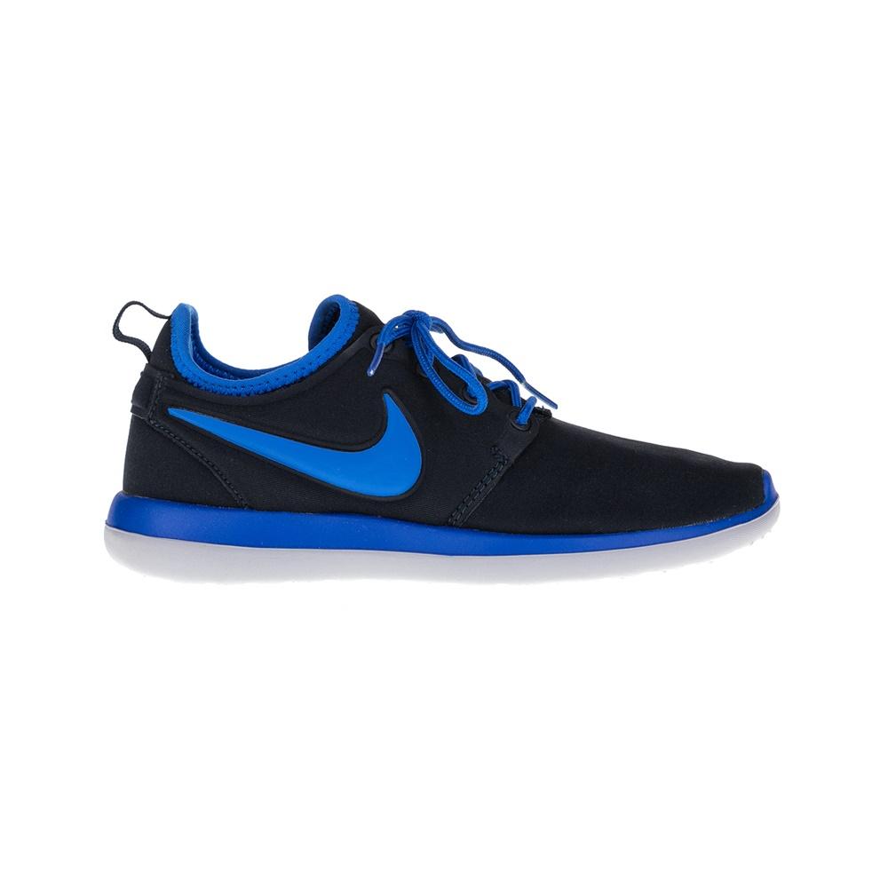 NIKE – Παιιδικά αθλητικά NIKE ROSHE TWO μπλε-μαύρα