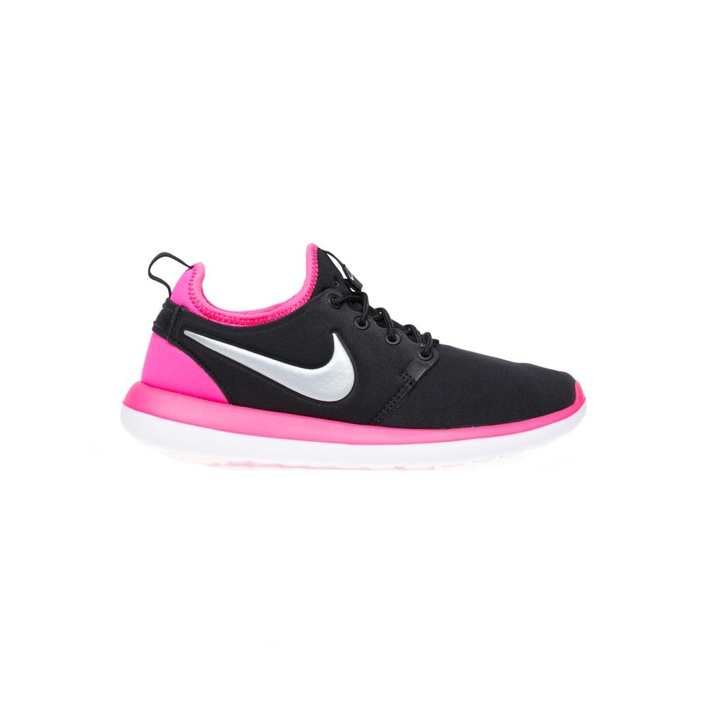 NIKE - Παιδικά αθλητικά παπούτσια NIKE ROSHE TWO μαύρα 33babf7c325