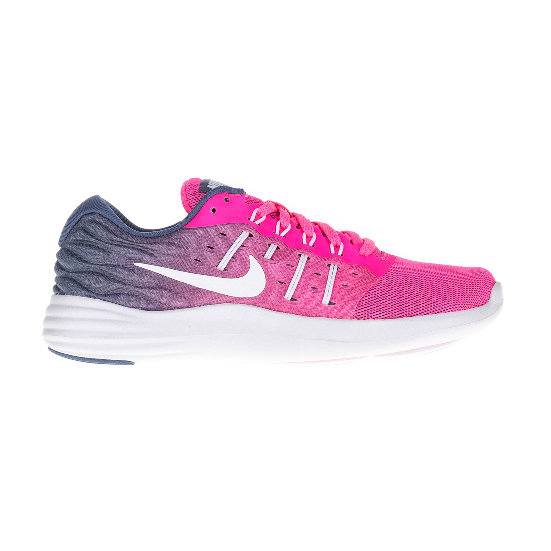 NIKE – Γυναικεία αθληιτκά παπούτσια Nike LUNARSTELOS γκρι – ροζ