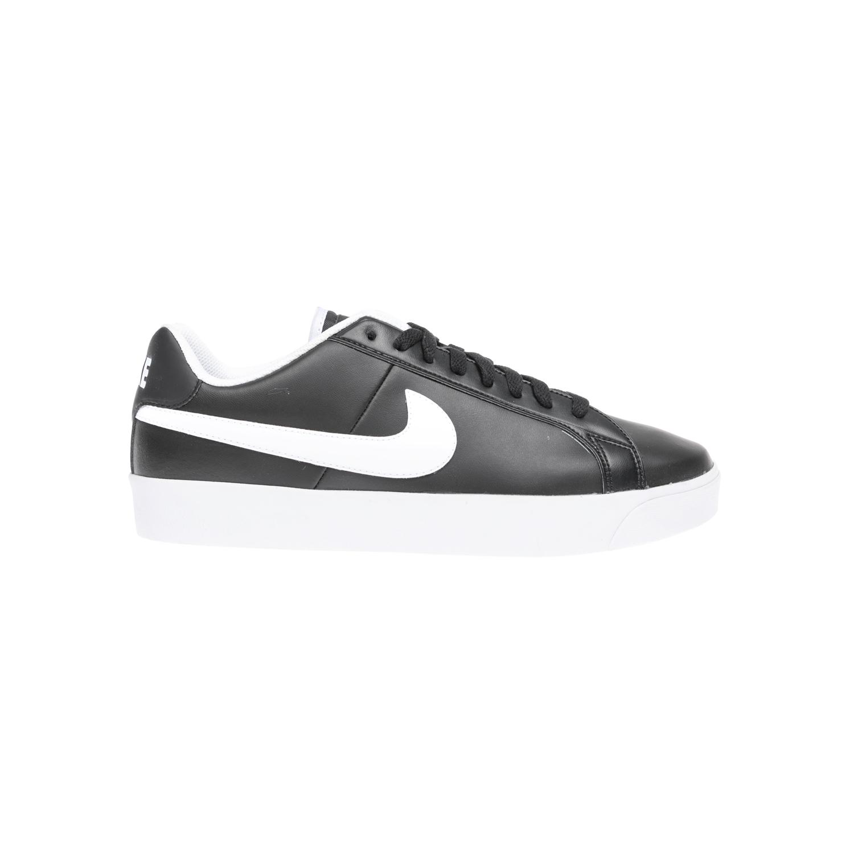 NIKE - Αντρικά αθλητικά παπούτσια NIKE COURT ROYALE μαύρα ανδρικά παπούτσια αθλητικά tennis
