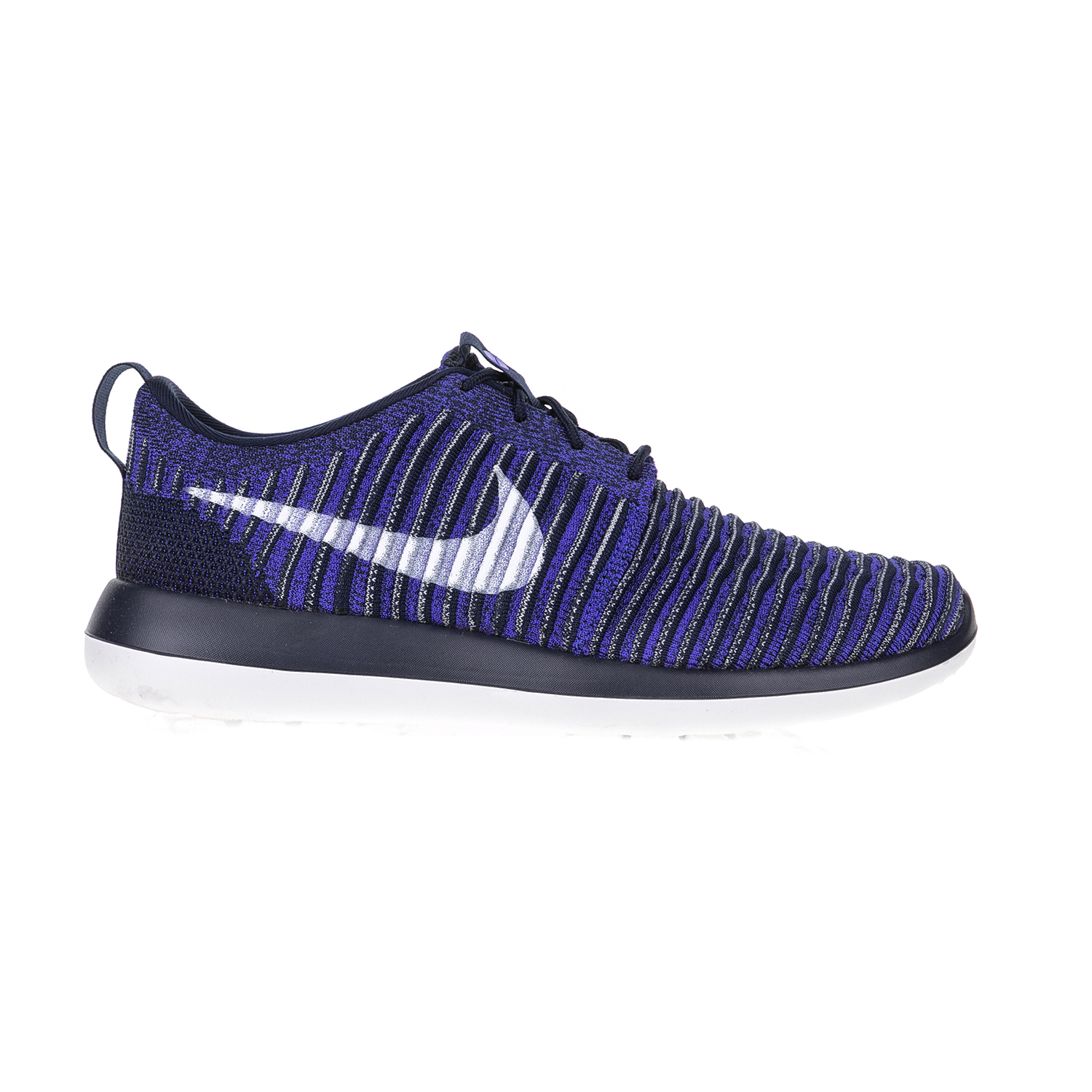 NIKE – Ανδρικά αθλητικά παπούτσια NIKE ROSHE TWO FLYKNIT μπλε-μαύρα