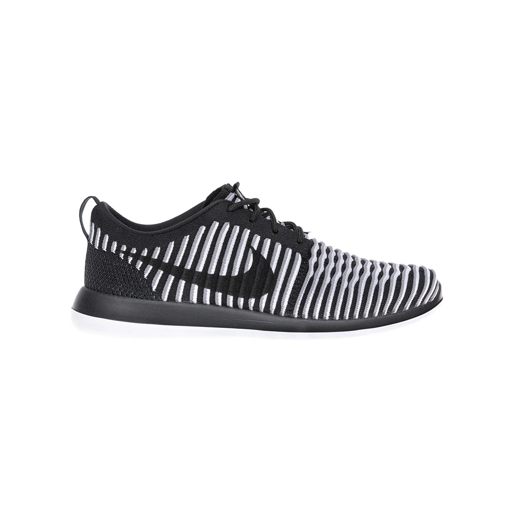 -30% Factory Outlet NIKE – Γυναικεία αθλητικά παπούτσια NIKE ROSHE TWO  FLYKNIT ασπρόμαυρα b6e76273864