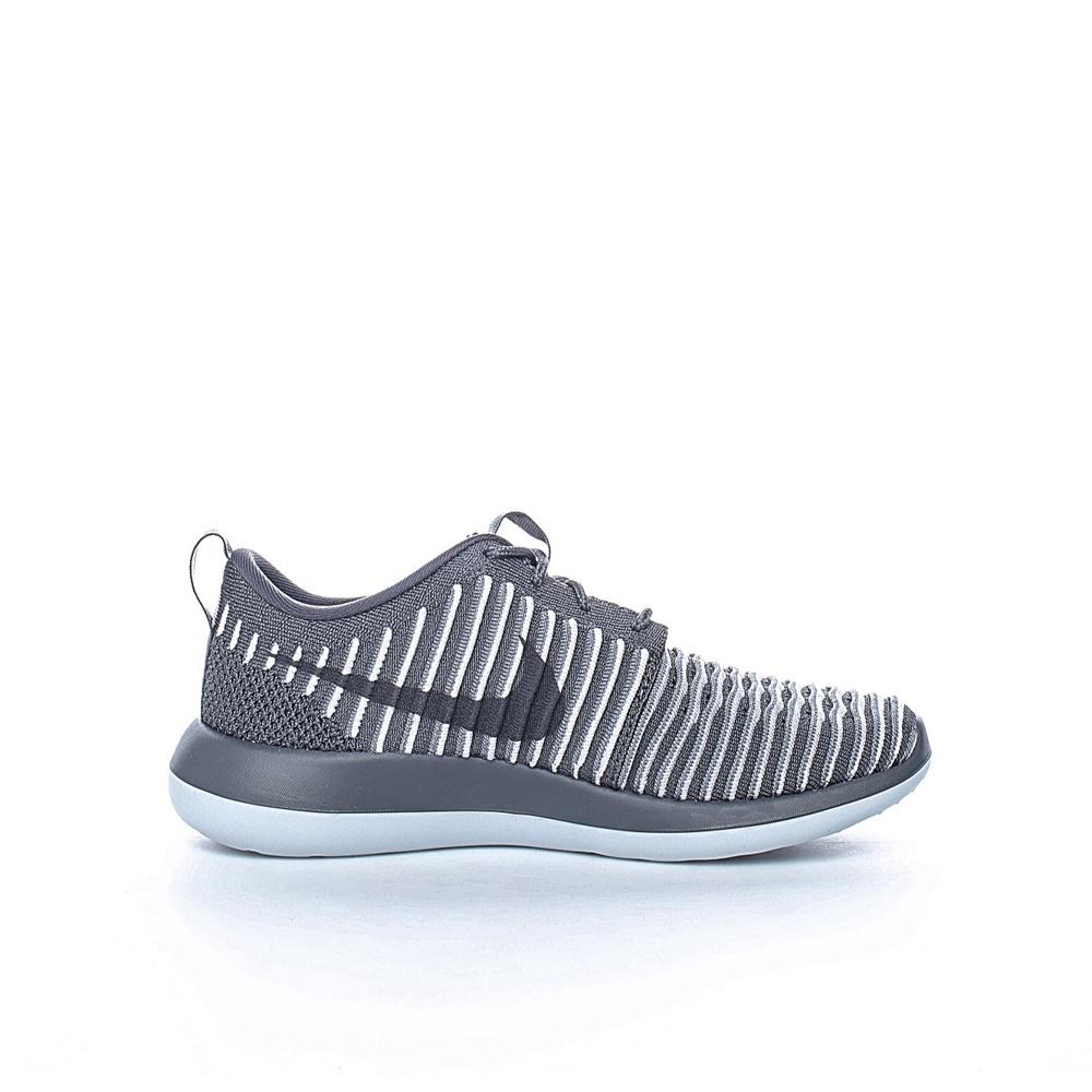 NIKE – Γυναικεία παπούτσια Nike ROSHE TWO FLYKNIT γκρι – λευκά