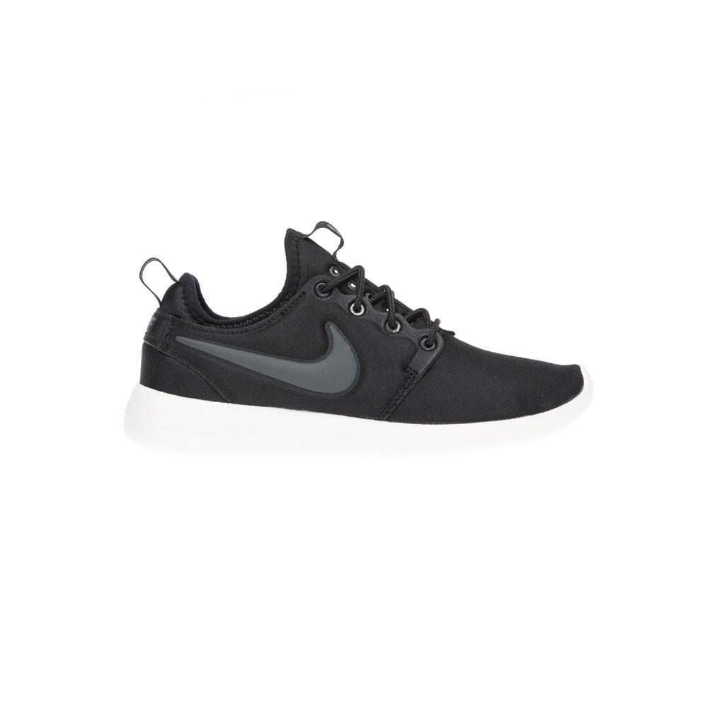 NIKE – Γυναικεία παπούτσια NIKE ROSHE TWO μαύρα