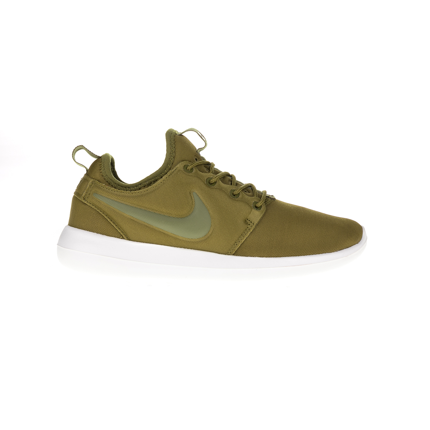 NIKE – Γυναικεία παπούτσια NIKE ROSHE TWO χακί