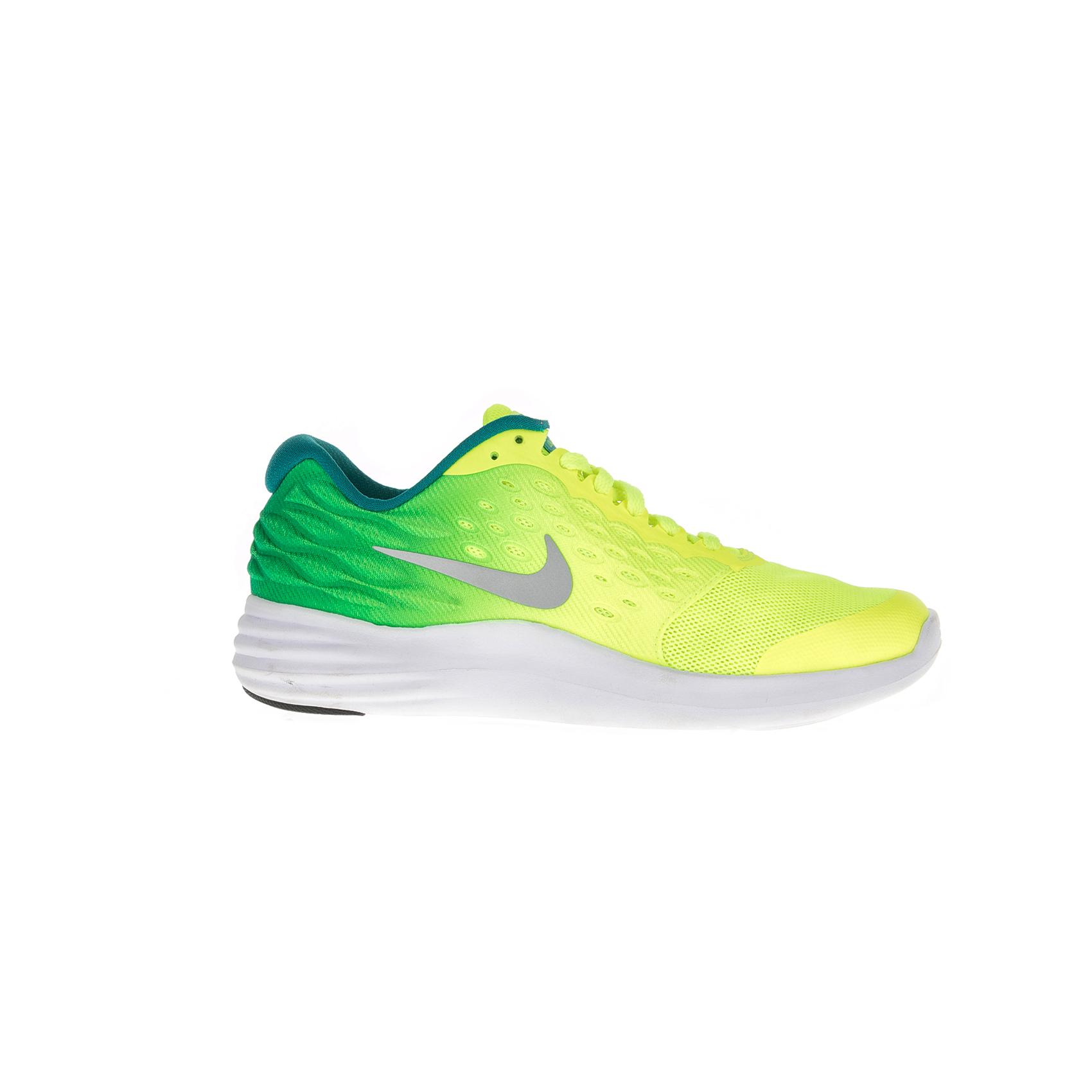 NIKE – Παιδικά αθλητικά παπούτσια Nike LUNARSTELOS (GS) πράσινα – κίτρινα