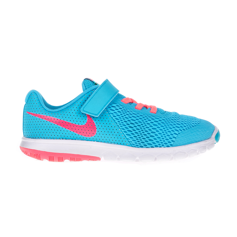 NIKE – Παιδικά παπούτσια για τρέξιμο NIKE FLEX EXPERIENCE 5 (PSV) μπλε-ροζ