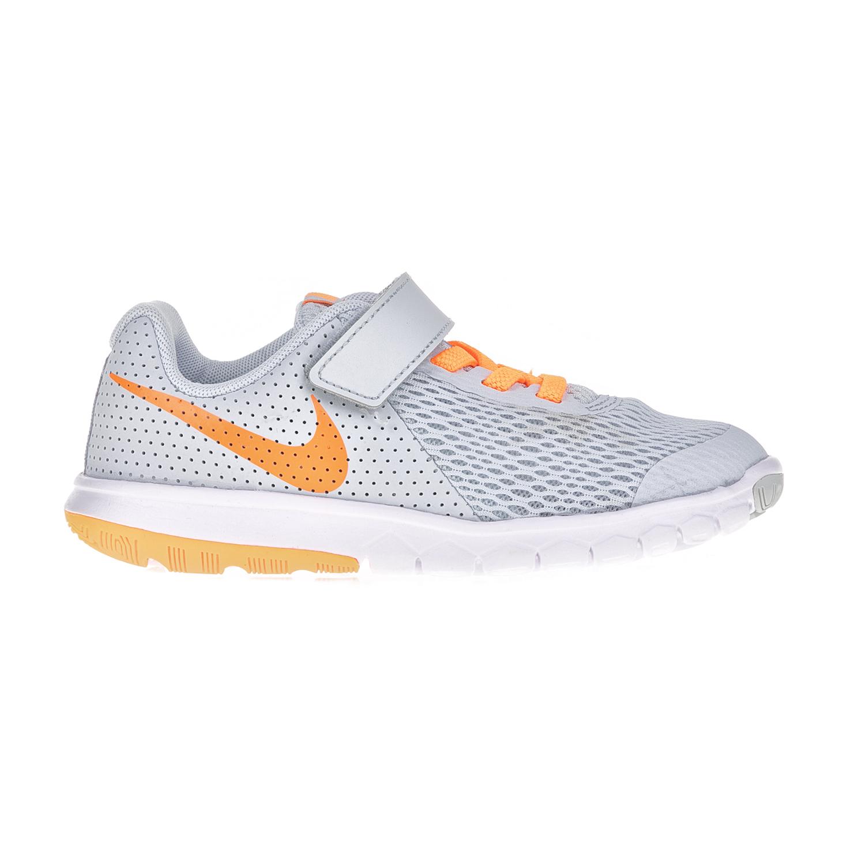 NIKE – Παιδικά αθλητικά παπούτσια NIKE FLEX EXPERIENCE 5 (PSV) λευκά
