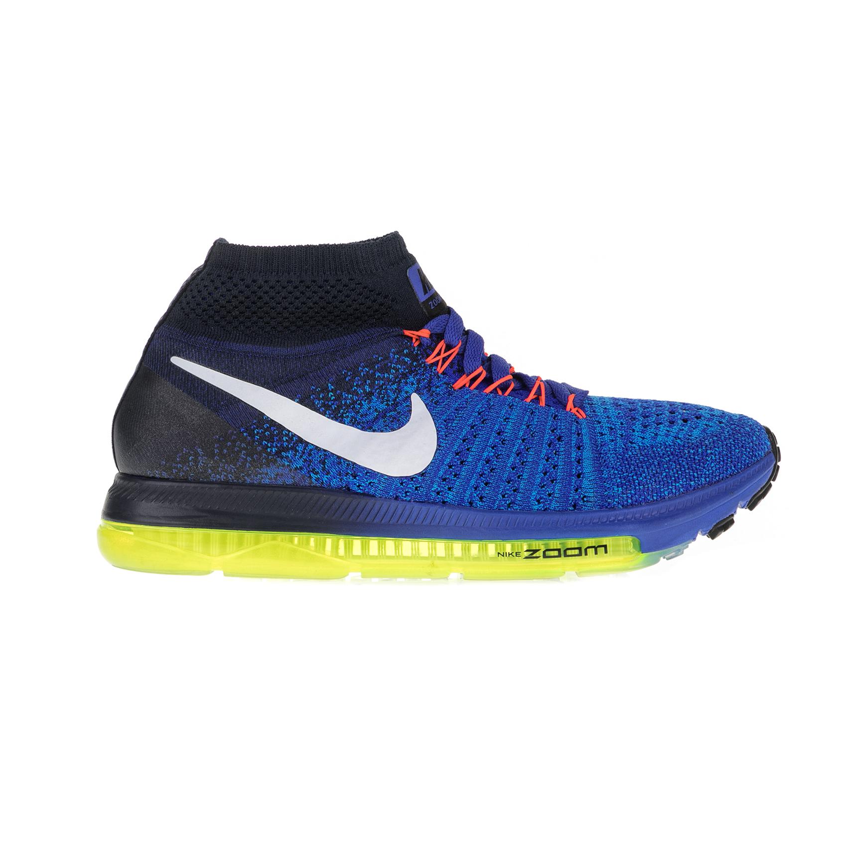 NIKE – Γυναικεία αθλητικά παπούτσια Nike ZOOM ALL OUT FLYKNIT μπλε