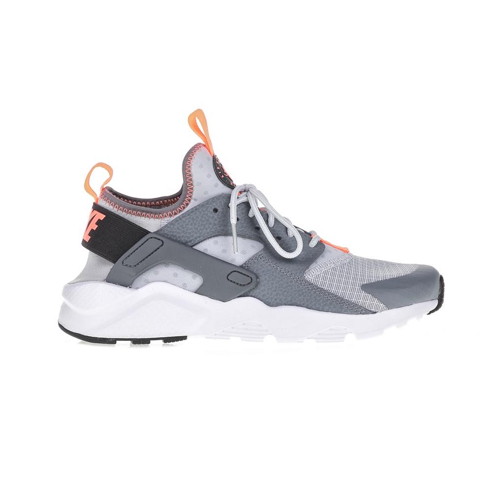 NIKE – Παιδικά αθλητικά παπούτσια NIKE AIR HUARACHE RUN ULTRA (GS) γκρι