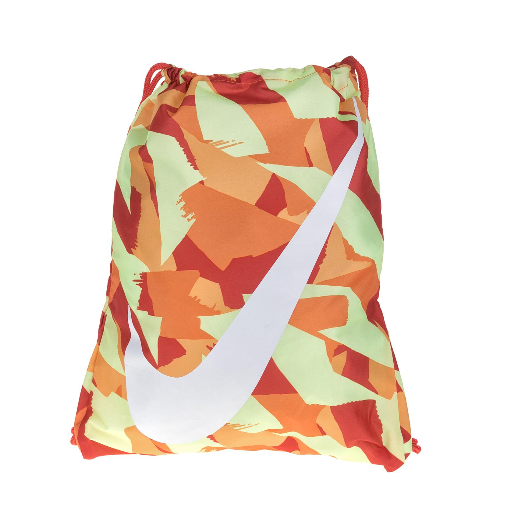 NIKE – Παιδικό σακίδιο γυμναστηρίου Nike GMSK – GFX πορτοκαλί