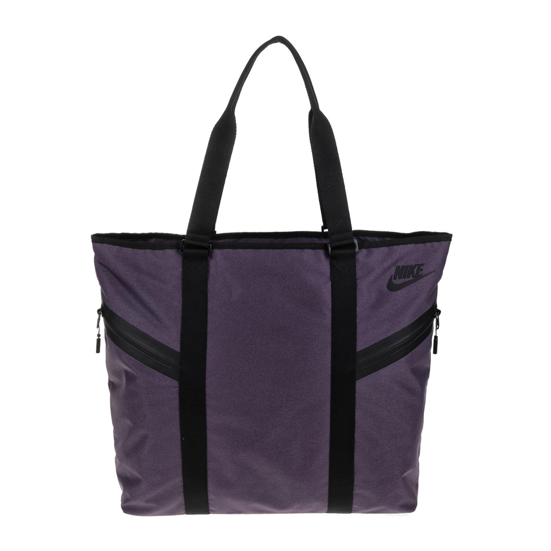 0d336586668 NIKE - Γυναικεία τσάντα ωμου Nike AZEDA TOTE PREMIUM μοβ