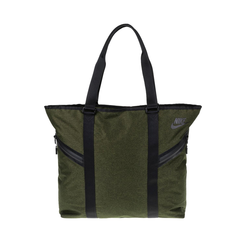 NIKE – Γυναικεία τσάντα NIKE χακί