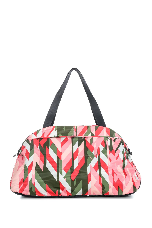 NIKE – Γυναικείο σακίδιο Nike AURA CLUB – PRINT κόκκινο-πράσινο μοτίβο 1468814.1-P271