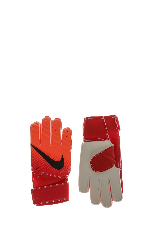NIKE – Παιδικά γάντια τερματοφύλακα Nike GK JR MATCH-FA16 κόκκινα