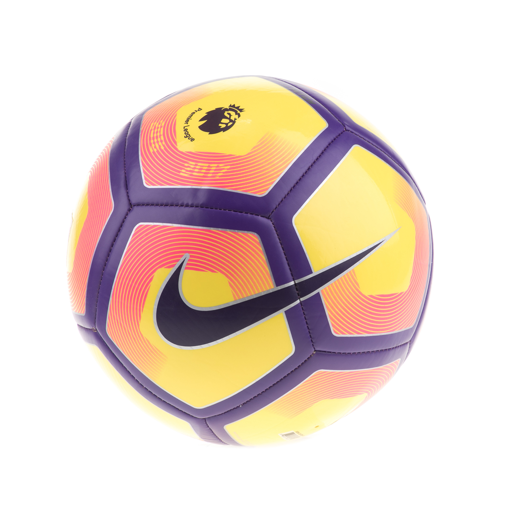 NIKE – Μπάλα ποδοσφαίρου NIKE PITCH – PL πορτοκαλί-μοβ