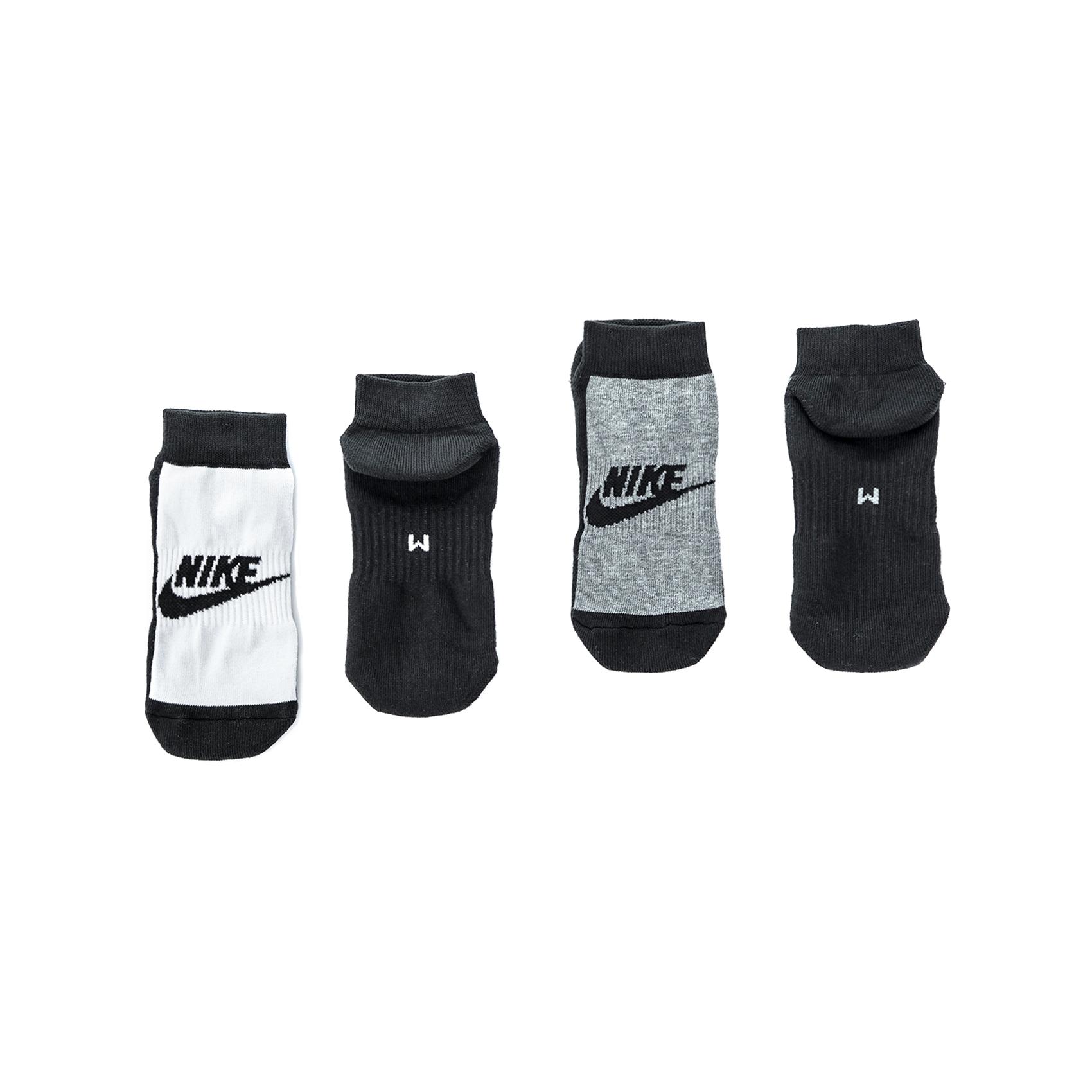 NIKE – Ανδρικό σετ κάλτσες NIKE γκρι- λευκές