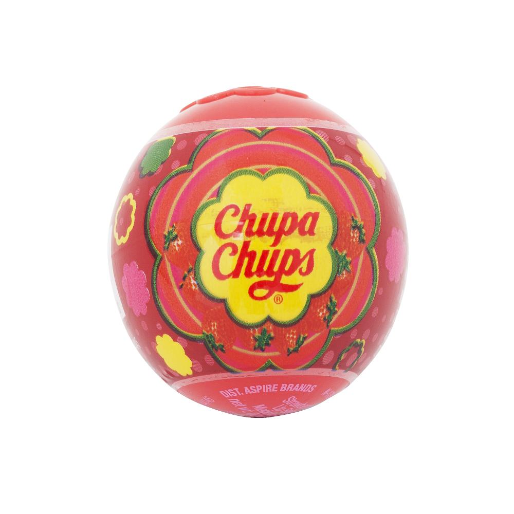 SMACKERS (BCD) – Ball Balm Chupa Chups φράουλα