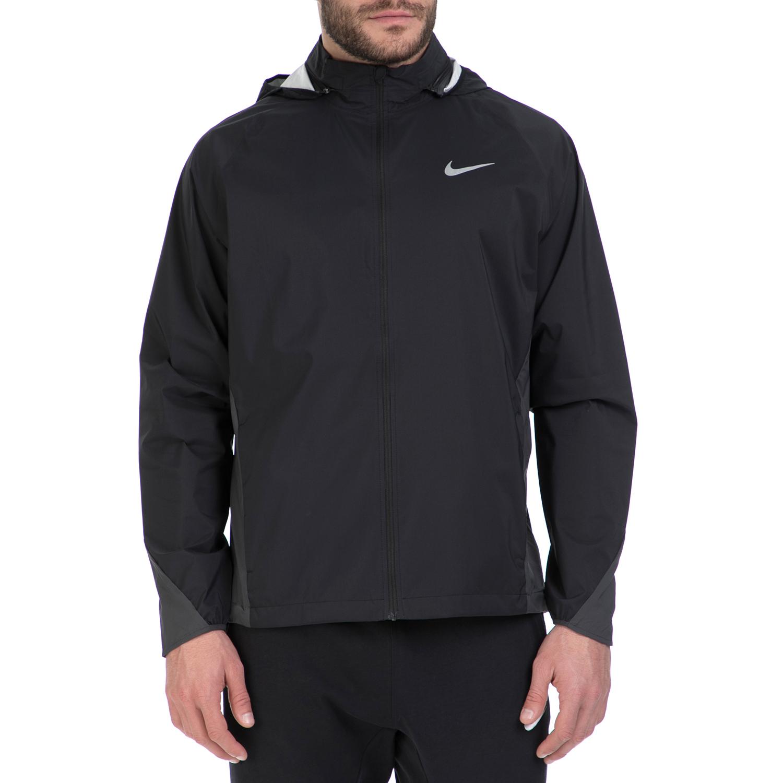 NIKE – Ανδρικό μπουφάν Nike μαύρο