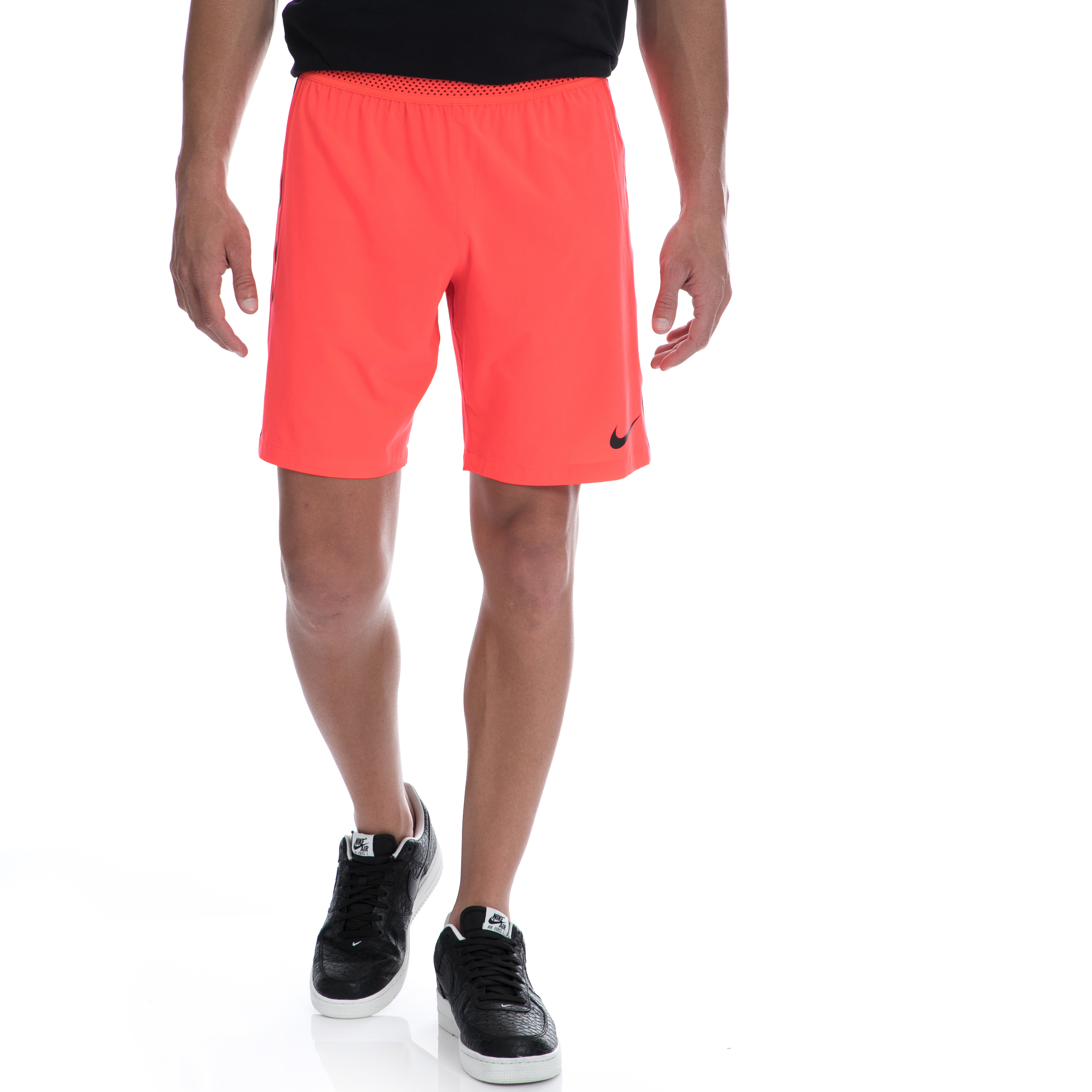 NIKE - Αντρικό σορτς NIKE κόκκινο ανδρικά ρούχα σορτς βερμούδες αθλητικά
