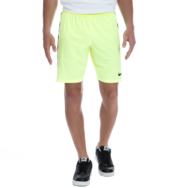 NIKE - Αντρικό σορτς NIKE κίτρινο ανδρικά ρούχα σορτς βερμούδες αθλητικά