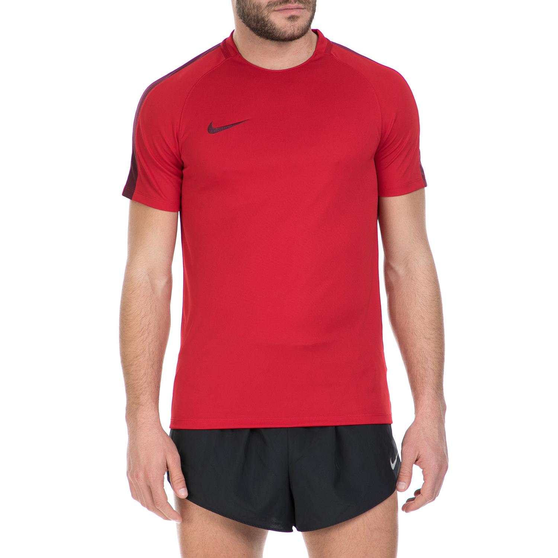 NIKE – Κοντομάνικη μπλούζα Nike κόκκινη