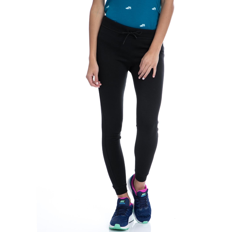 NIKE - Γυναικείο παντελόνι NIKE μαύρο γυναικεία ρούχα αθλητικά φόρμες