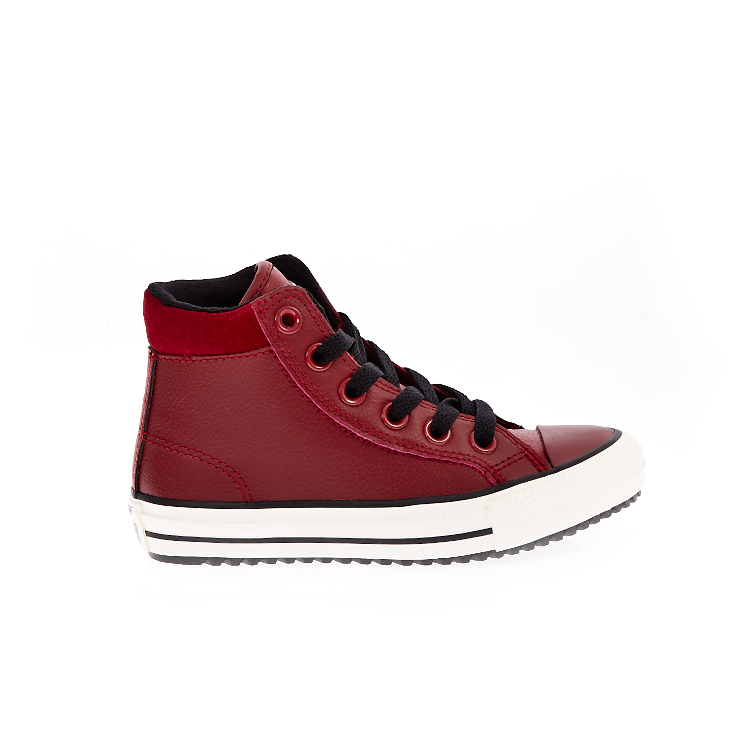 CONVERSE – Παιδικά μποτάκια Chuck Taylor All Star μπορντώ