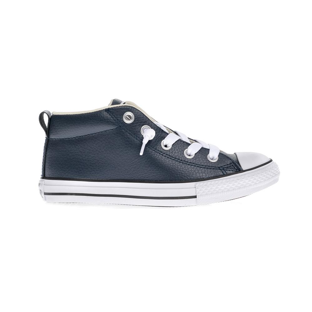 CONVERSE - Παιδικά παπούτσια Chuck Taylor All Star Street M μπλε beb0189e78d