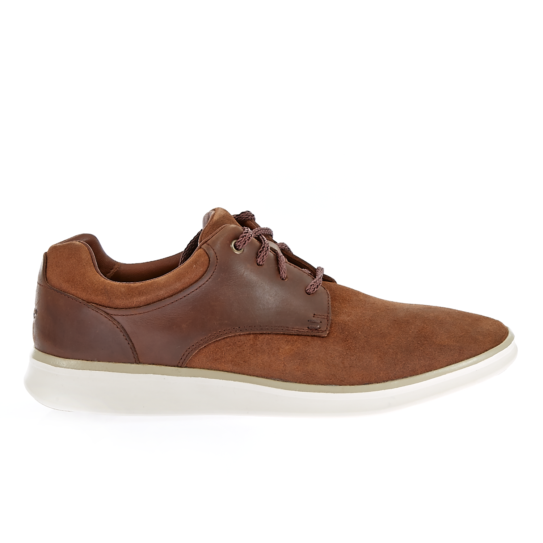 UGG AUSTRALIA - Ανδρικά παπούτσια Ugg Australia καφέ ανδρικά παπούτσια μοκασίνια loafers