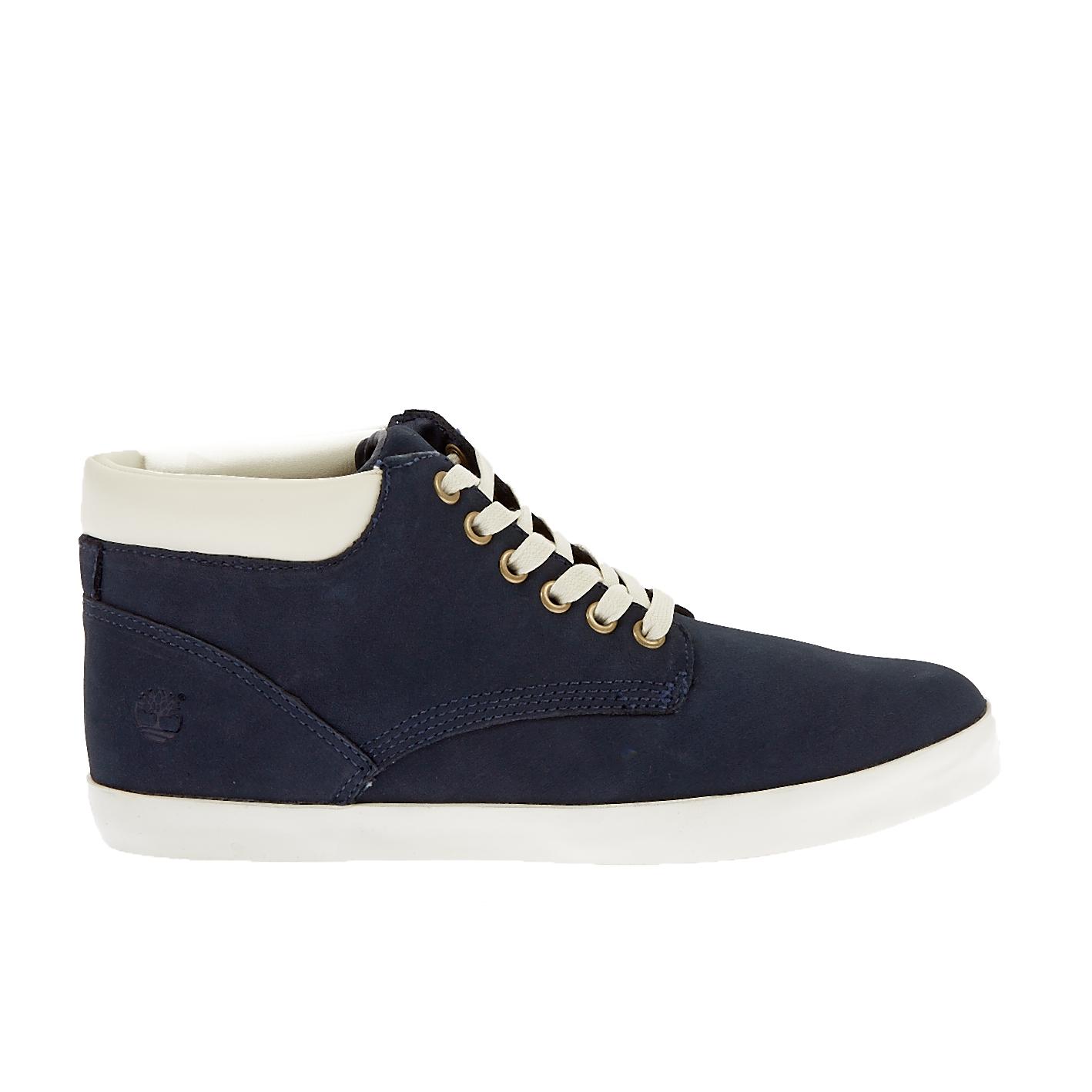 TIMBERLAND - Γυναικεία μποτάκια TIMBERLAND μπλε γυναικεία παπούτσια μπότες μποτάκια μποτάκια